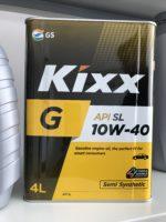 KIXX G SL/CF 10w40
