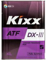 kixx atf dextron 3 4l