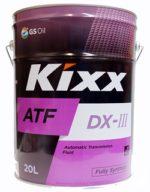 KIXX ATF DEXRON III 20L
