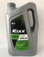 KIXX HD-1 CI-4/SL 10w40 6L